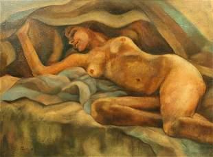 Painting Adele Pruitt