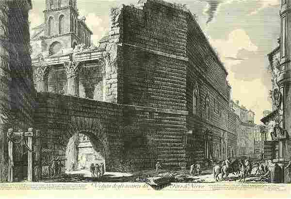 Print, Giovanni Battista Piranesi