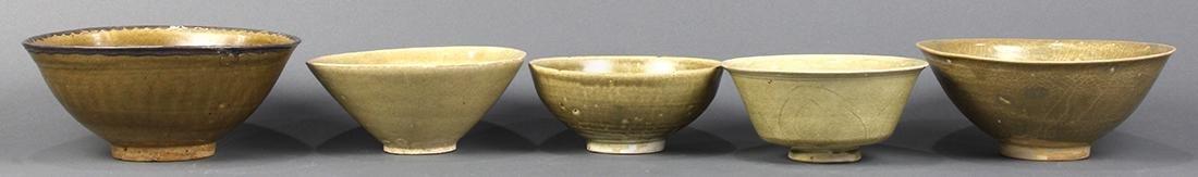 Vietnamese Celadon Bowls