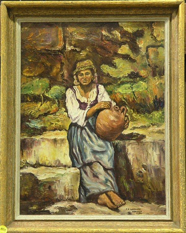 4008: Painting, Lockwood, Portrait