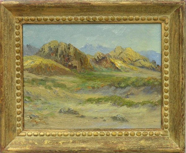 6000: Painting, J.H. Martin, American
