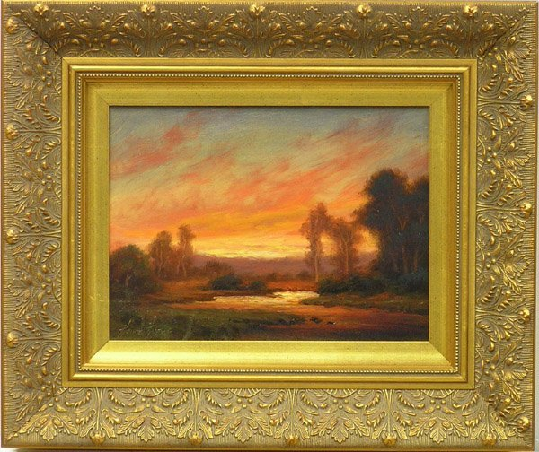 6002: Painting, Heinie Hartwig, Landscape