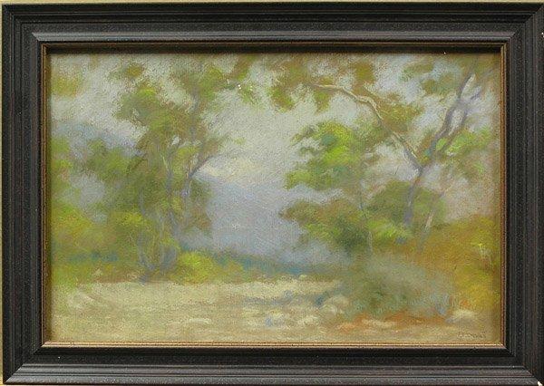 6003: pastel California Fannie Eliza Duvall