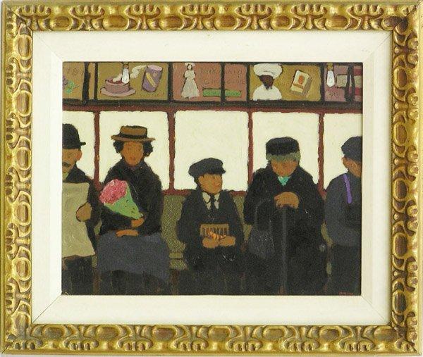 6009: Painting, John Payne, Californian