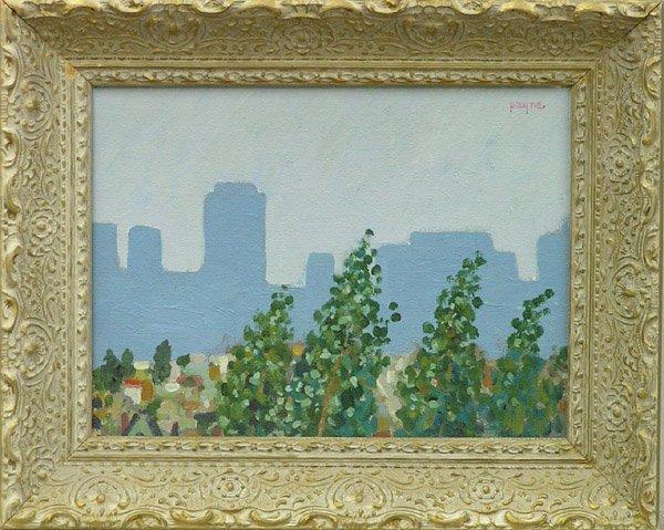 6011: Painting, John Payne, Californian
