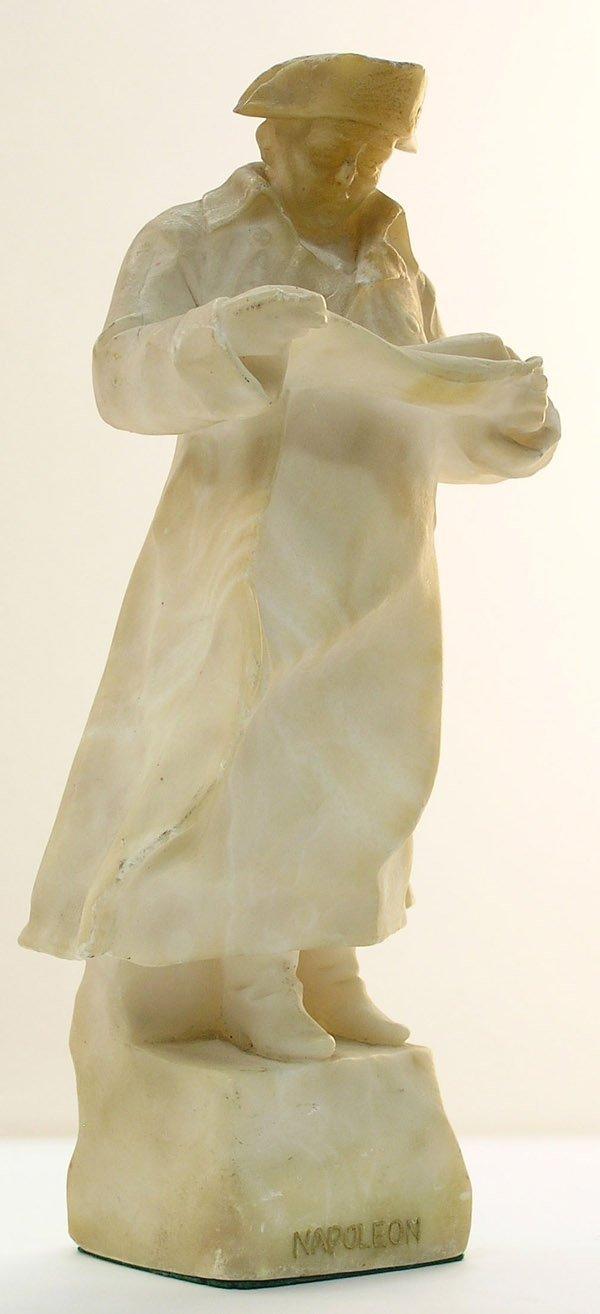 6020: marble sculpture Napoleon Thomas Ball