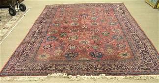 6187: Indian Balouch rug carpet