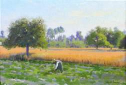 Painting, Paul Eugene Kreder