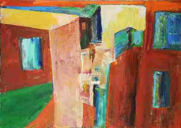 Painting, Martha Markowsky
