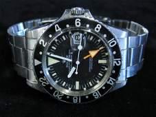 3026: Gent's Rolex Explorer II wrist watch