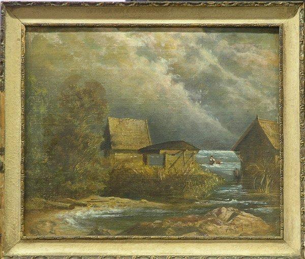 6: Painting, European, Landscape