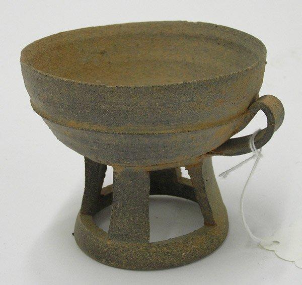 102: Korean Ceramic Cup, Silla