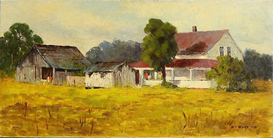 Paintimg, William Winthrop Ward