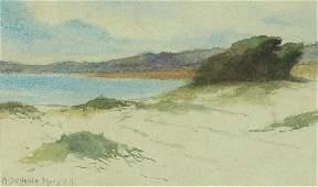 Watercolor Mary DeNeale Morgan