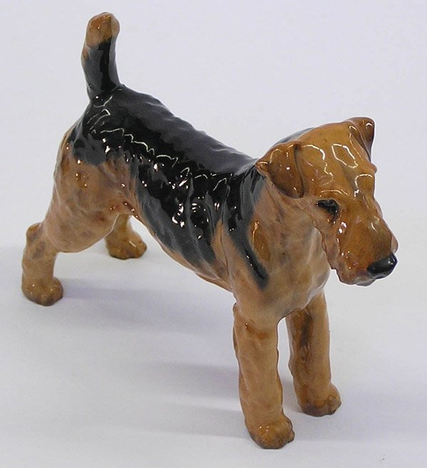 4021: Royal Doulton Airedale Terrier