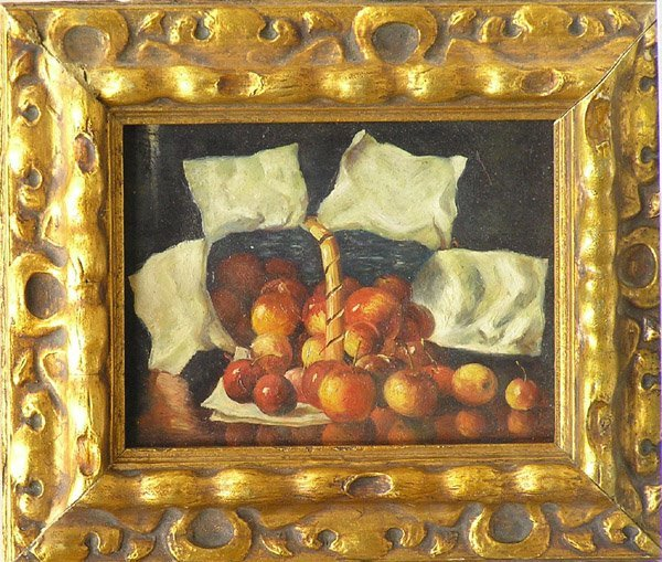 6001: Painting, Still Life, after McCloskey