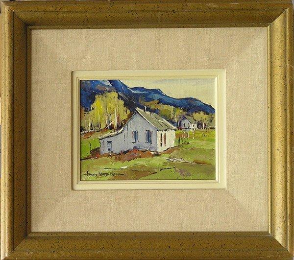 6004: Painting Edward Norton Ward California