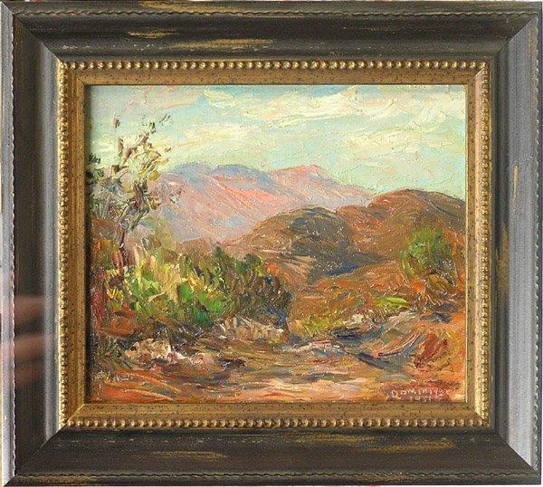 6006: Mountain Landscape John A. Dominique