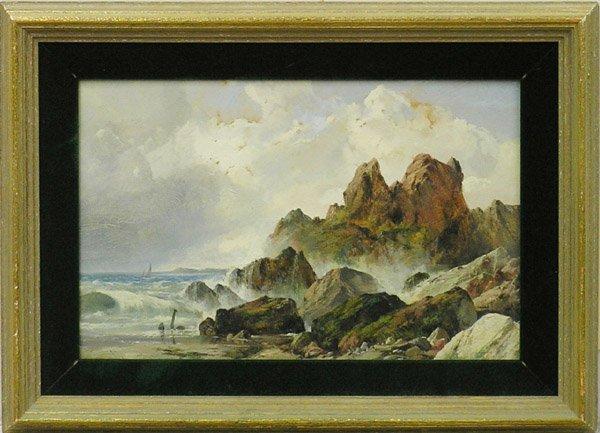 6013: Oil John J. Wilson Jersey Coast