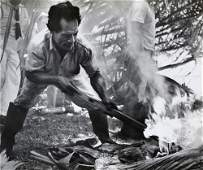 Photographs, Eliot Elisofon, Hawaiian Islanders, Life
