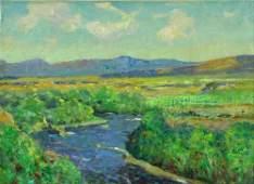 Painting, William Ritschel