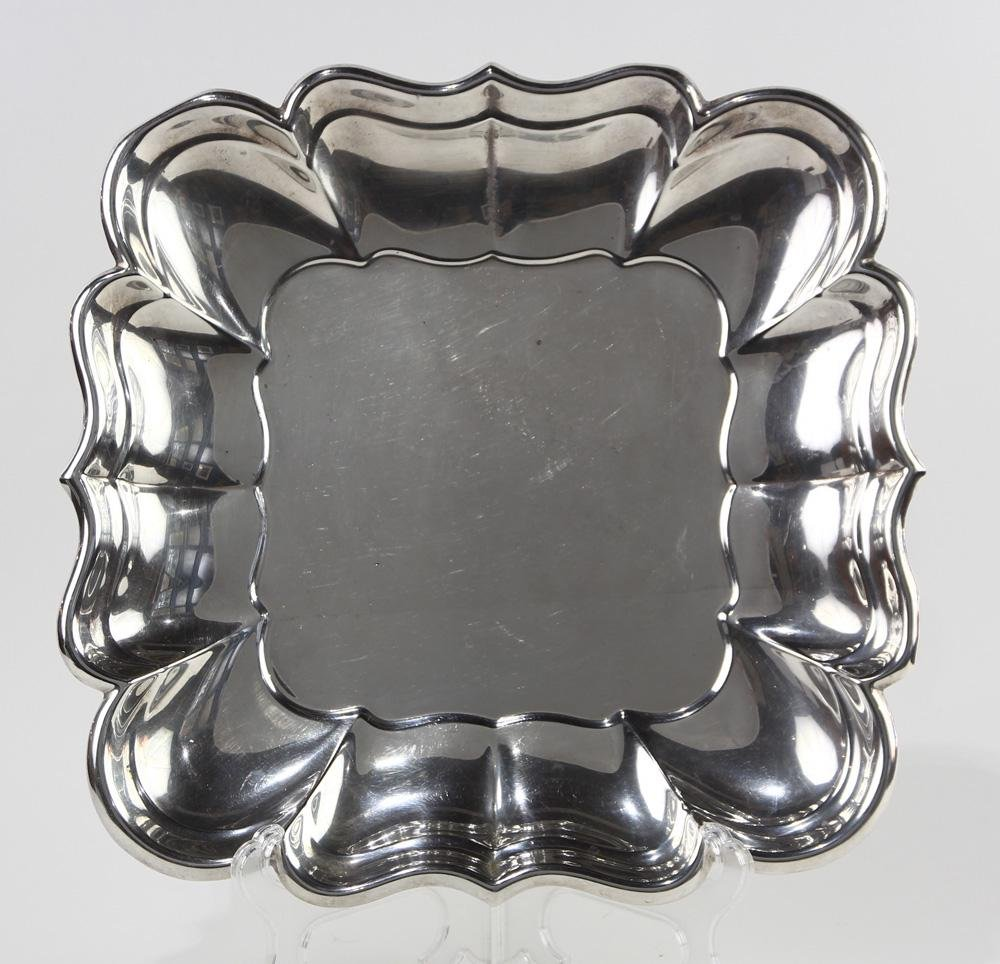 Reed & Barton Windsor sterling tray