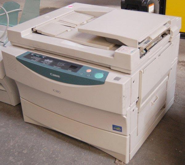 8020: Canon PC980 copier F138202,