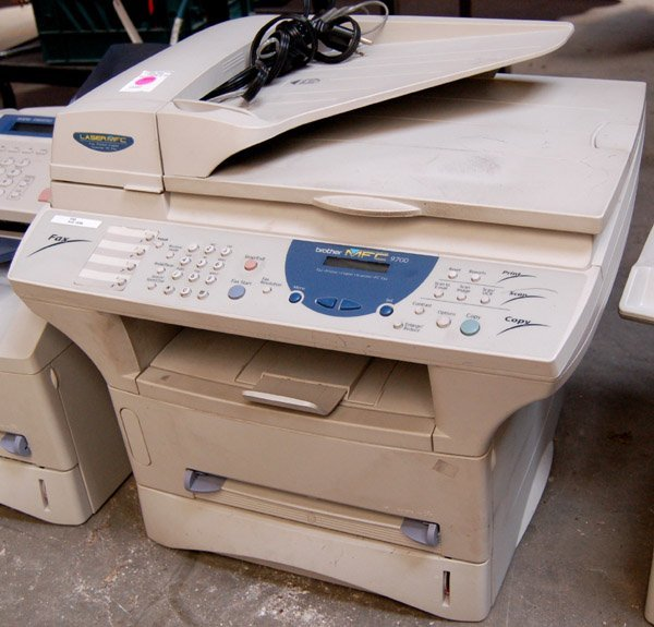 8024: Brother MFC9700 fax, printer