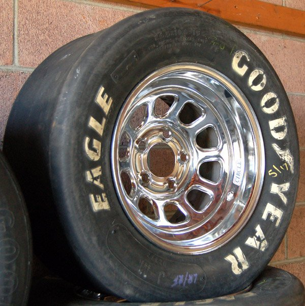 Goodyear Eagle Stock Car Racing Tires