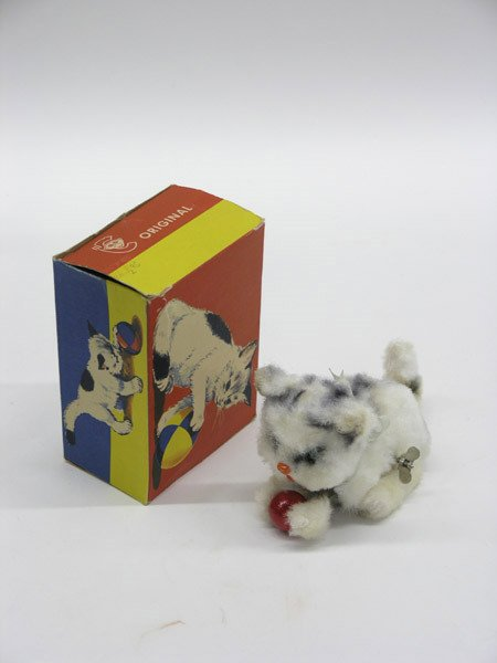 386A: Wind-up Toys with Original Boxes - 2