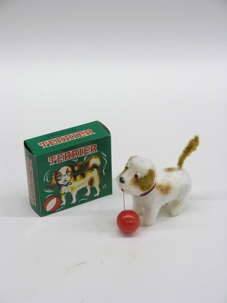 386A: Wind-up Toys with Original Boxes - 3