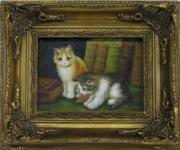 4004: Paintings, Still Life, Animals