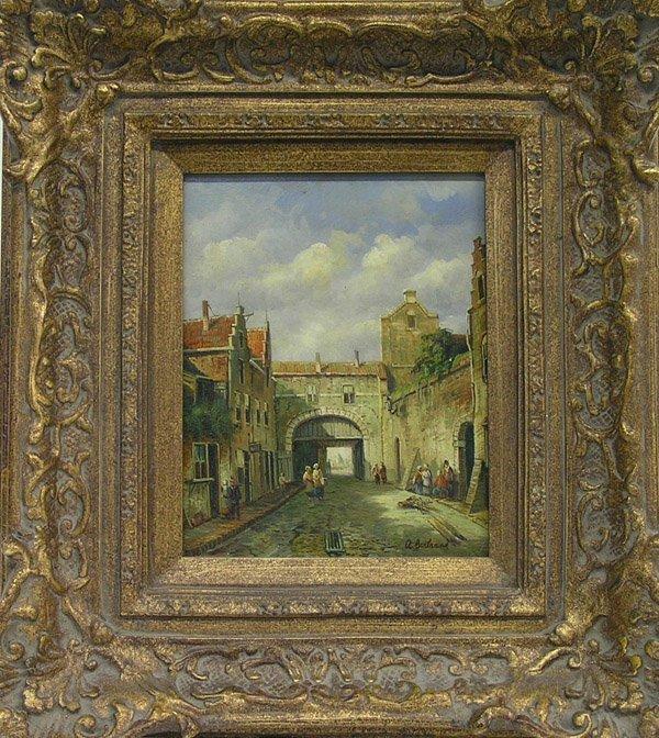 4006: Painting, Bertrand, European