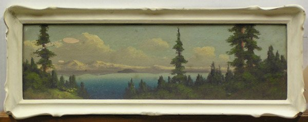 6000: Painting Landscape Richard DeTreville