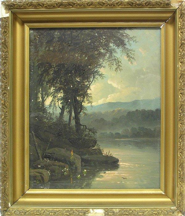 6006: Painting Landscape Gabriel Harrison