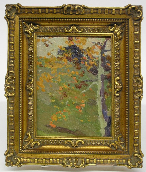 6007: Painting Autumn Mary DeNeale Morgan
