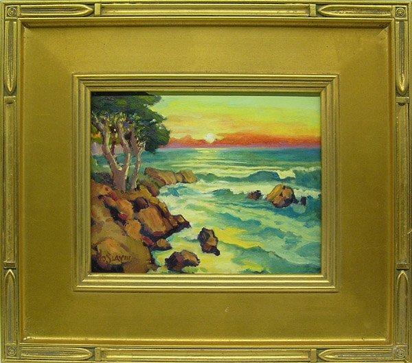 6014: Painting Sunset James Dudley Slay III