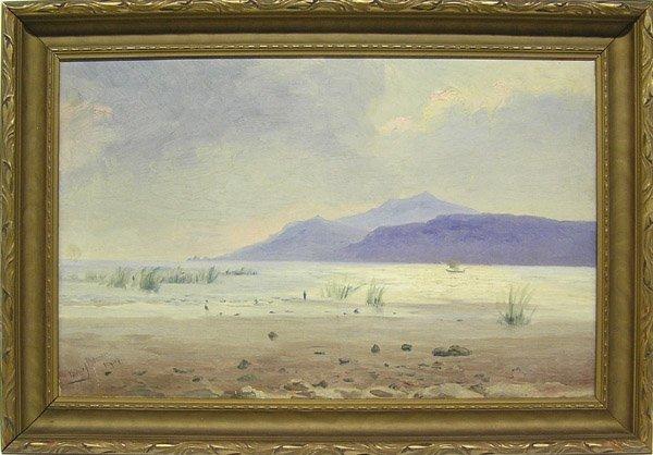 6015: Painting Coastal Townley Benson