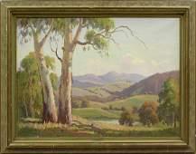 6194: Painting, Erik Langker, Australian