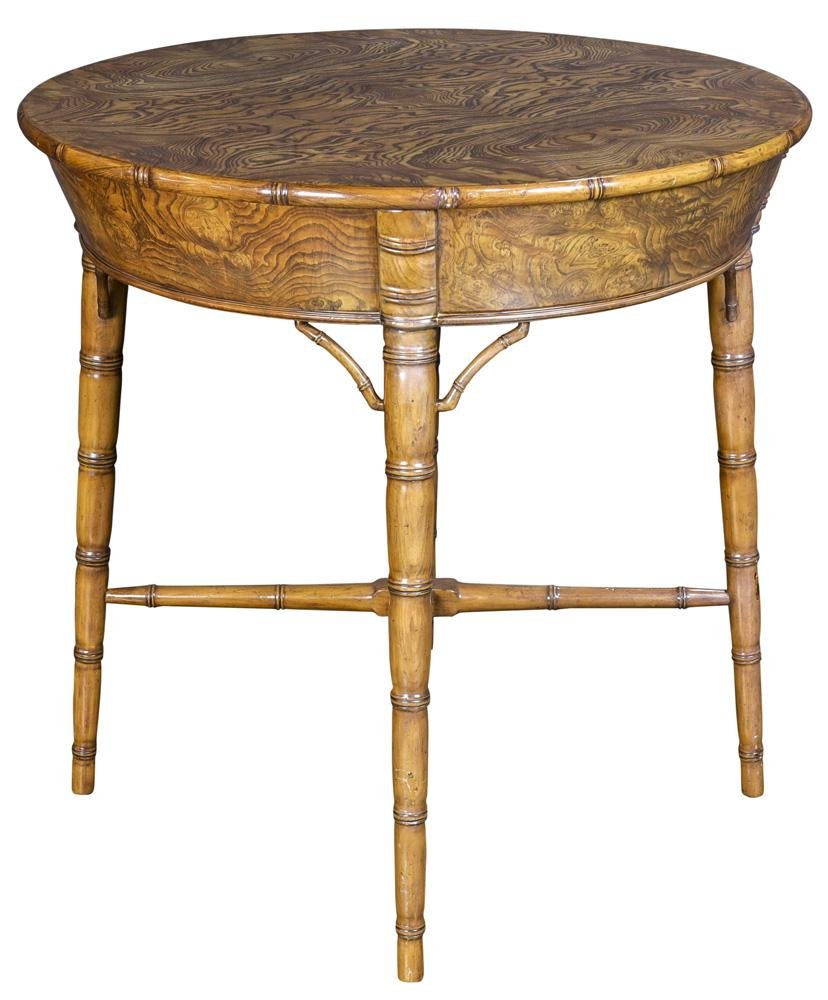 A French Empire style occasional table