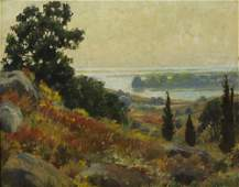 Painting, Anna Mary Richards Brewster