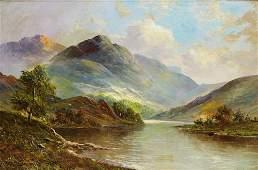 Painting, Campbell Scott