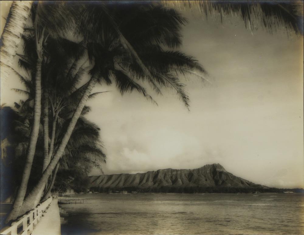 Photograph, Diamond Head, Hawaii