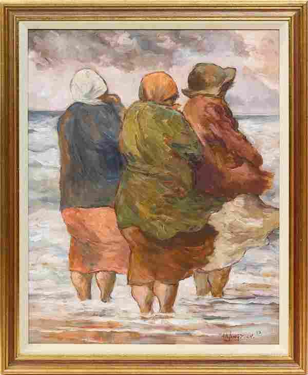 Painting, Amos Archibald Langdown