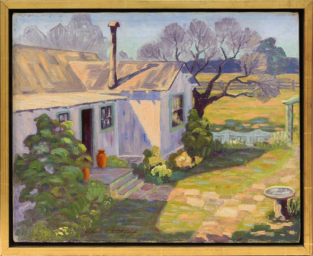 Painting, Roscoe Litchfield