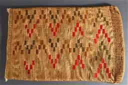 Pacific Northwest American Indian Nez Perce cornhusk