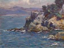 Painting, Stephen Seymour Thomas