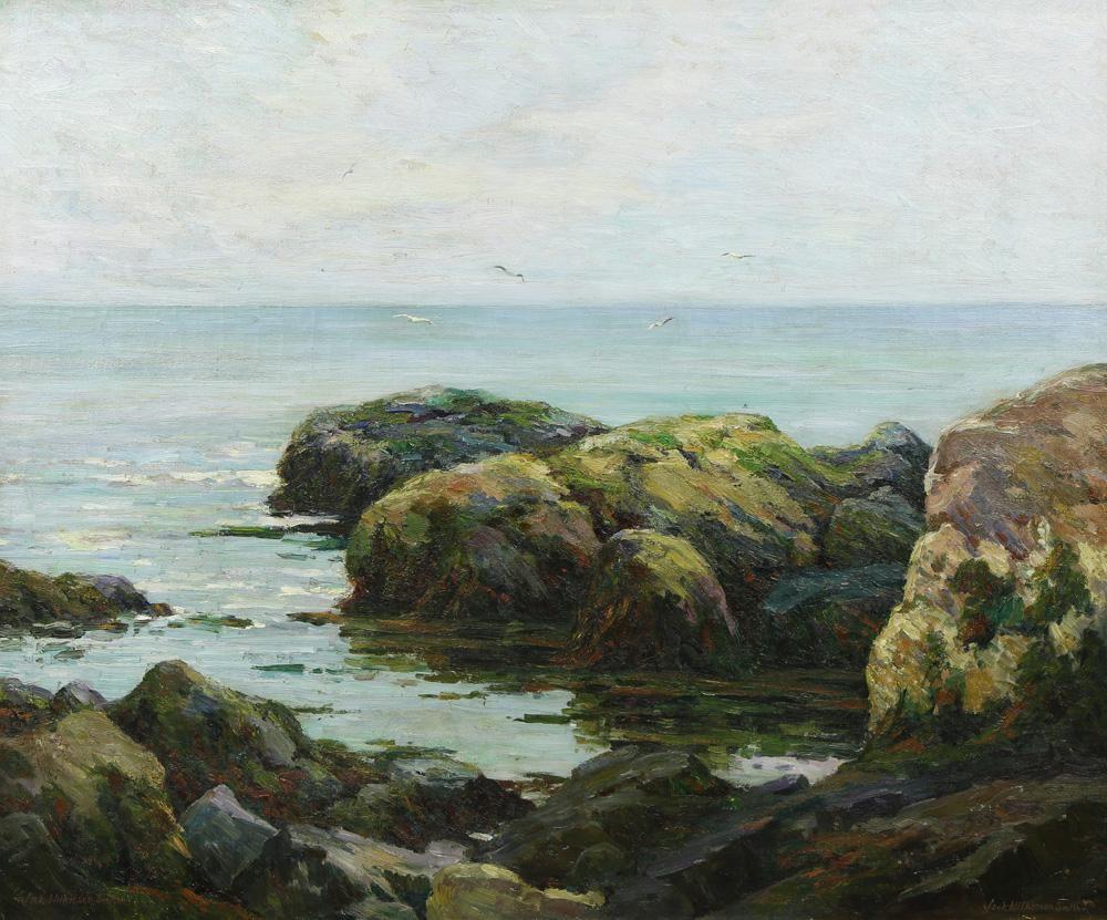 Painting, Jack Wilkinson Smith