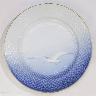 A group of Bing and Grondahl Seagull porcelain dinner