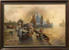 Painting, August Baumgartner